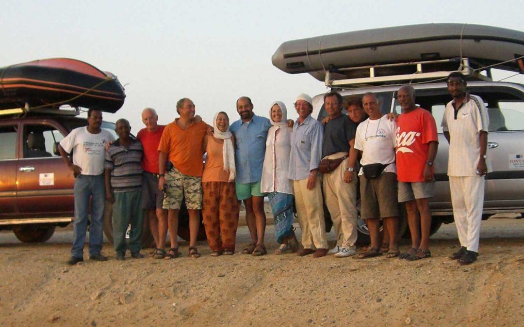 Spedizione alle Isole Krum – Dancalia – Eritrea –  diario di viaggio